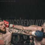 Jab cios prosty boks kickboxing k1 walka zawodowa Wojciech Zimolag Toruń