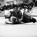 Presja, kontrola z pozycji bocznej zawody brazylijskiego jiu-jitsu