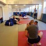 Brazyljskie Jiu-jitsu trening przekrojowy